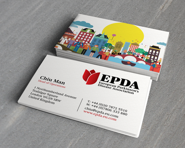 Durrelle emmanuel design portfolio epda epda business card colourmoves